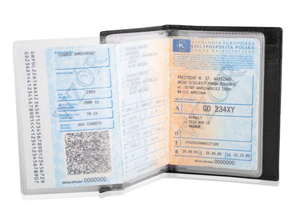 Etui na karty i dokumenty BEZ-04