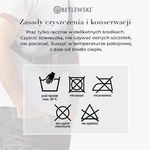 Zasady czyszczenia produktów z kolekcji ACTIV Betlewski