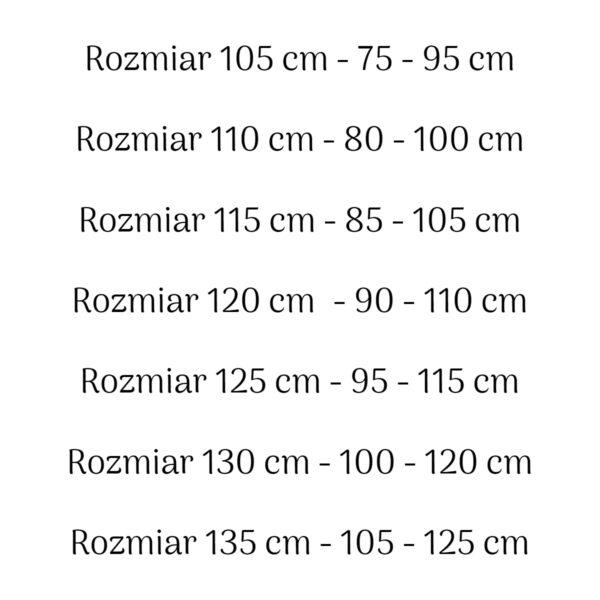 Paski z klamrą automatyczną - jak wybrać rozmiar?