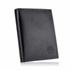 Skórzany portfel męski Betlewski BASIC BPM-DZ-575