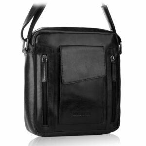 Skórzana torba TBS-304 ze skóry w stylu vintage