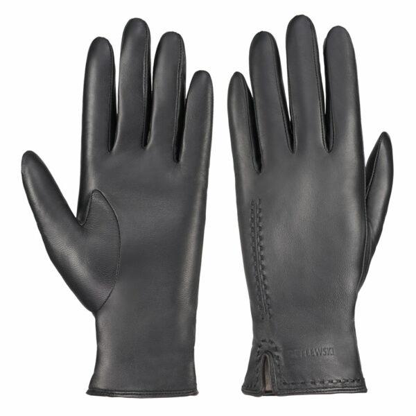 Rękawiczki damskie skórzane iTouch GLD-BG-5