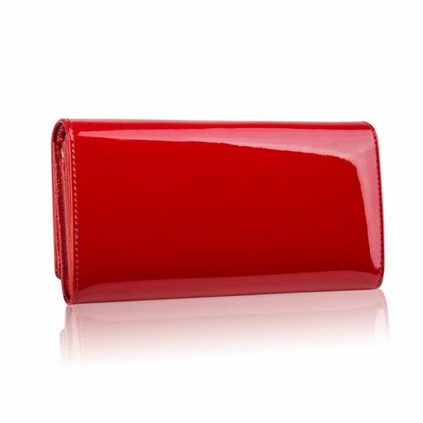 Portfel damski na prezent BPD-VS-100 czerwony